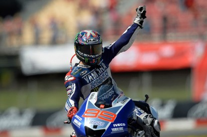 Lorenzo: in his prime but hungry for competition