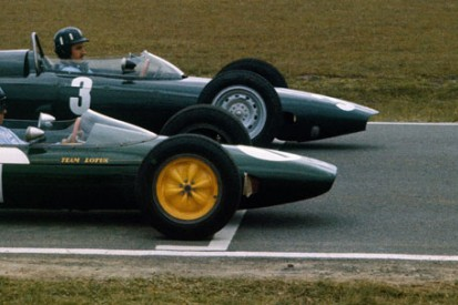 Classic interview: Jim Clark and Graham Hill