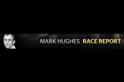 Mark Hughes' report: Vettel wins a pure race