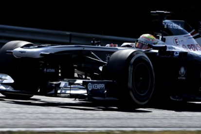 Point just the start for Williams