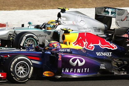 Formula 1's mid-season technical review
