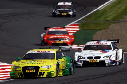 Why the DTM is still a three-way fight