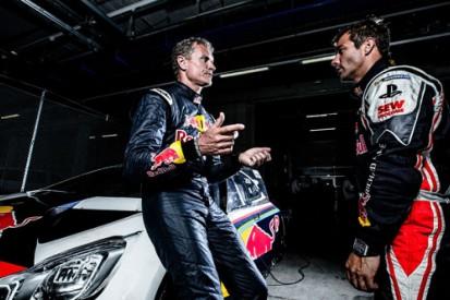 Coulthard drives Loeb's Pikes Peak record breaker