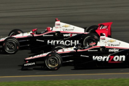 Penske poised to end title drought