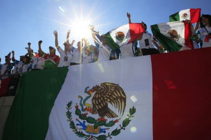 F1's irresistible Mexican wave