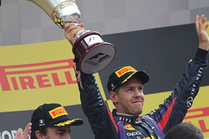 Stats: flying Vettel matches Alonso