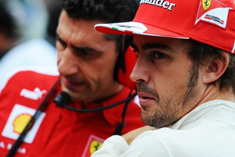 Ferrari's real troublemaker