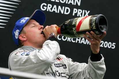 Kimi Raikkonen's greatest moments