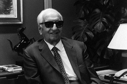 Enzo Ferrari: turning weakness into success