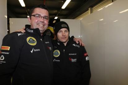 Boullier on Raikkonen: time to move on