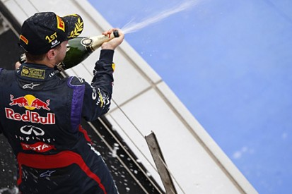 The key moments of Vettel's year