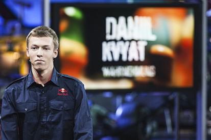 The truth behind Kvyat's STR drive