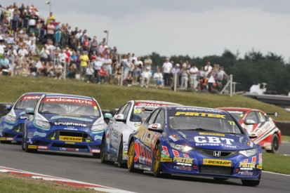 The top 10 BTCC drivers of 2013
