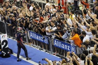 Mark Hughes' GP report: Vettel reaches a new level