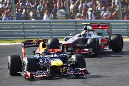 Stats: F1's late-race shootouts