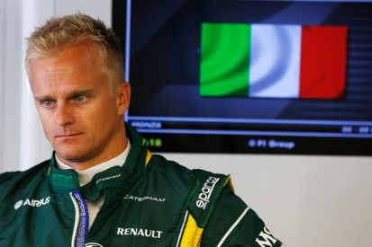 Why Kovalainen got the Lotus drive
