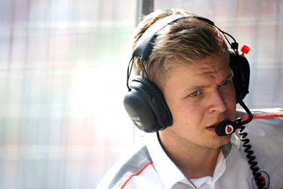 Is Magnussen ready for F1?