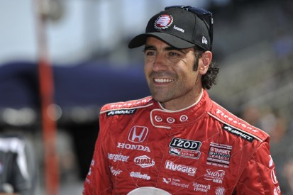 Franchitti has matched his heroes