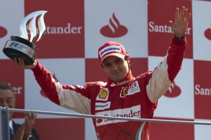 Massa's Ferrari career in his own words