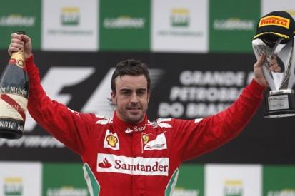 Stats: Alonso's Interlagos jinx