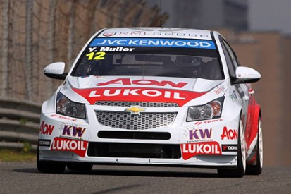 The top 10 WTCC drivers of 2013