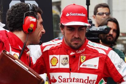Alonso and Ferrari's season of discontent