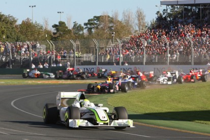 F1 2009-13 part two: Brawn and the double diffuser