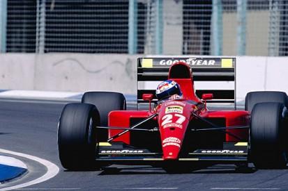 When Morbidelli raced for Ferrari
