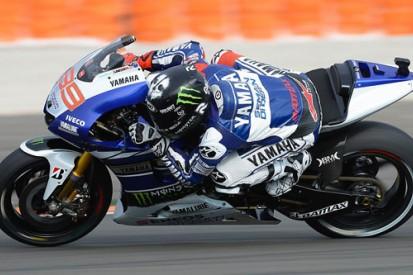 The top 10 MotoGP riders of 2013