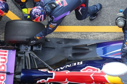 F1 2009-13 part four: the exhaust-blown diffuser