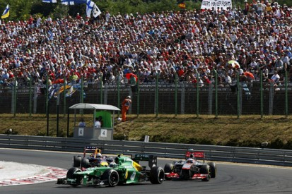 Should F1 use reversed grids?