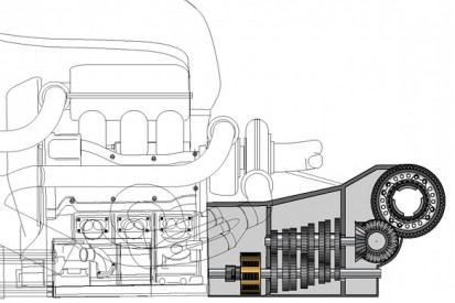 F1 2014 tech: Gearboxes under pressure