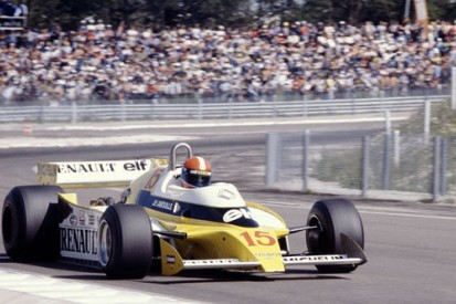 The top turbo Formula 1 drives