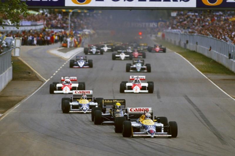 F1's first turbo revolution