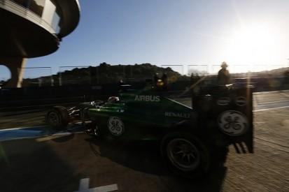 Is this Frijns's last shot at F1?