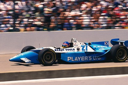 Villeneuve relives his 1995 Indy 500 win