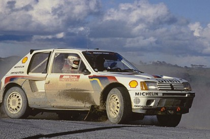 The story of Peugeot's rallying giant