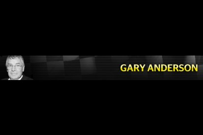 Ask Gary Anderson