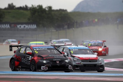 WTCC chief's verdict on the new era