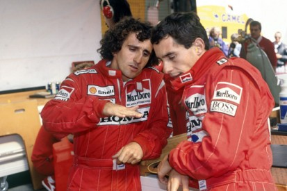 Prost on Senna: the bitter feud that healed