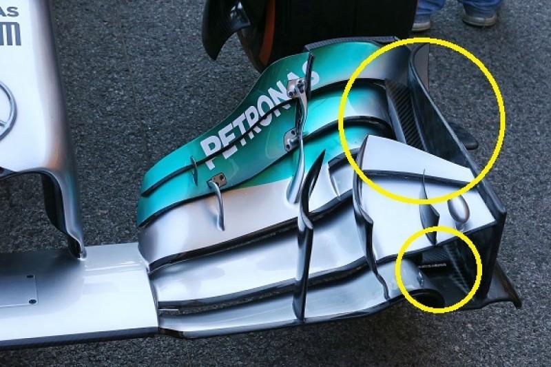 Spanish GP technical blog