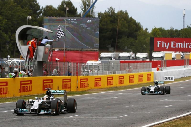 How Hamilton found the decisive six tenths