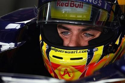 Jaime Alguersuari's new life after F1