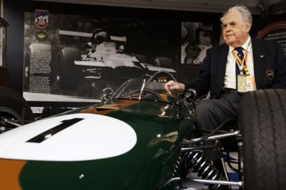 AUTOSPORT's last interview with Jack Brabham