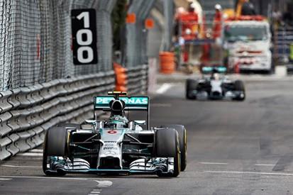Monaco GP: The trial of Nico Rosberg