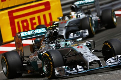 Gary Anderson: Managing the Mercedes drivers