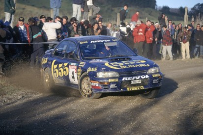 Prodrive at 30: From the WRC to Mars