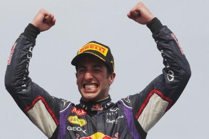 How Ricciardo became an F1 winner