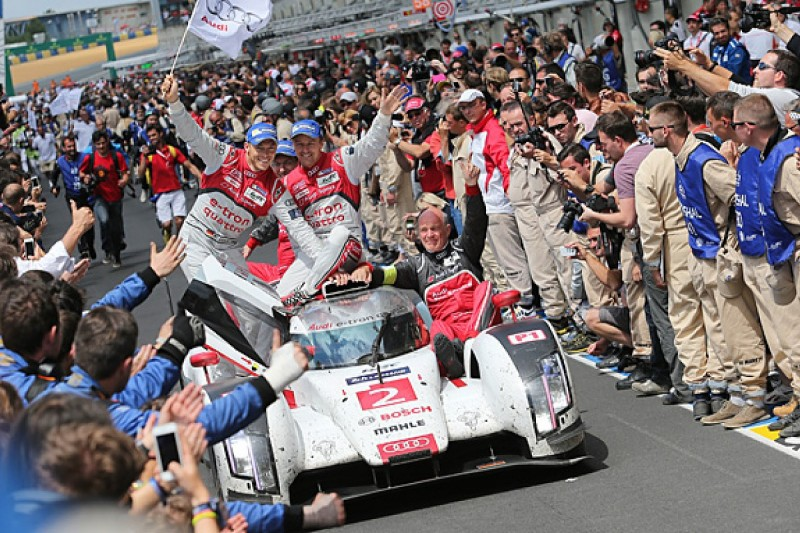 The story of an old-school Le Mans