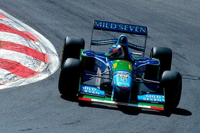 The rise of Schumacher and Benetton